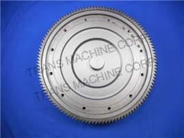 23016972 Flywheel, Cummins Application - Ring Gear Up