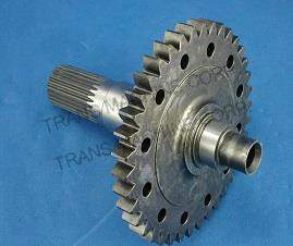 6880507 Second Turbine Driven Gear - 38 Tooth
