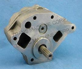 CRT 3531 4-Gear Charge Pump
