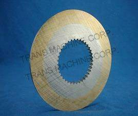 Stator Backing Plate