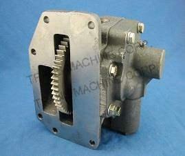 TC500 Low Capacity Pump